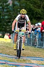 Jan Strož, cyklistika, závod