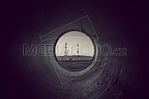 Telekomunikace, stožár, věž, anténa, signál