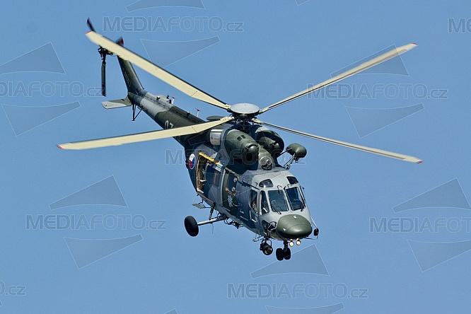 Vrtulník, W-3A SOKOL, Armáda ČR