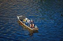 Rybář, Vltava