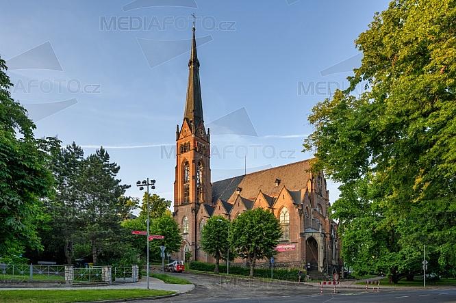 Kostel sv. Alžběty Uherské, Teplice