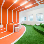 Design WiFi místnosti FTVS UK Praha