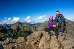 Pico do Arieiro, Madeira.  foto: (c) Jiří Částka, www.MediaFoto.cz