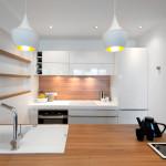 Obývací pokoj a kuchyně – Praha